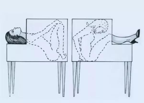 Les astuces pour réaliser le tour de la femme coupée en deux.